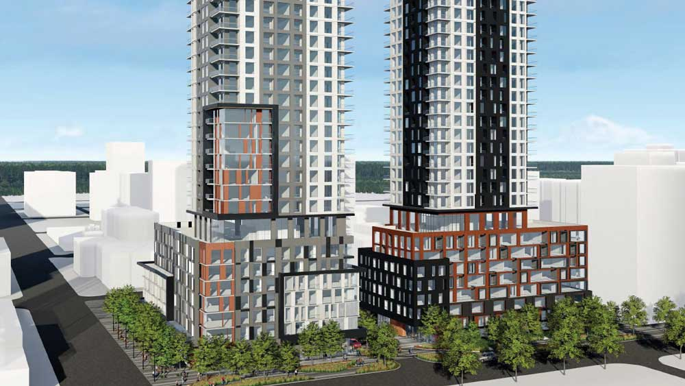 Edmonton Motors - street view rendering
